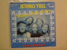 """JETHRO TULL: Minstrel In The Gallery-Summer Day Sand-Germany 7"""" 75 Chrysalis PSL"""