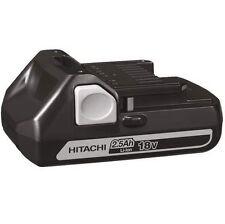 Hitachi BSL1825 Batterie 18V 2.5ah Lithium pour DV18DSDL DH18DSL C18DSL CR18DSL