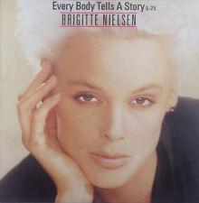 "Brigitte Nielsen-Every Body tells a story - 12"" Maxi-k1072"