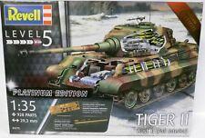 Revell 03275 Tiger II Ausf. B - Full Interior