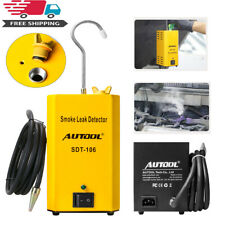 12V DC Smoke Machine Fuel Pipe System Smoke Tester EVAP Detector fit Car Motor