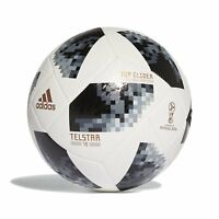 adidas Telstar Fifa World Cup 2018 Top Glider Football Soccer Ball Size 5 4 3
