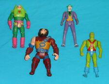 vintage Kenner SUPER POWERS LOT #11 Kalibak Joker Lex Luthor Martian Manhunter