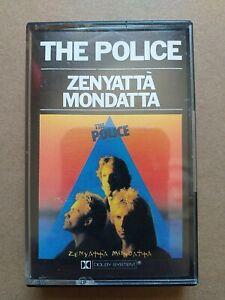 The Police - Zenyatta Mondatta 1980 Audio Cassette