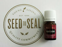 Young Living PURIFICATION Essential Oil 5ml New Sealed Unopened  Ready to Ship