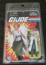 GI JOE FSS 5.0 13 G.I. Jane GIJOE Physicist MISP New With Clam Shell