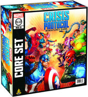 Marvel Crisis Protocol Core Set [New ] Card Game, Figure, Table Top Game