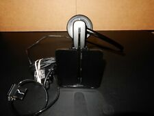 Plantronics CS540/HL10 Wireless Headset System - Black Used