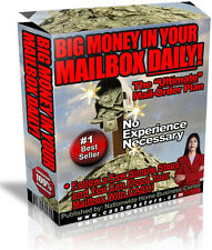 BIG MONEY IN YOUR MAIL BOX PDF EBOOK FREE SHIPPING RESALE RIGHTS