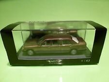 NEO MODELS 1:43  MERCEDES LONG - COLOR = METALLIC   - GOOD CONDITION IN BOX
