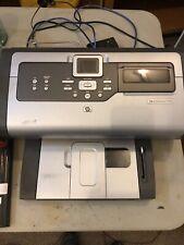 HP Photosmart 7760 Digital Photo Inkjet Printer w/ power supply