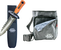 White's DigMaster Digger & Signature Series Pouch