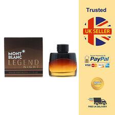 Mont Blanc LEGEND NIGHT-para hombre para después de afeitar Eau de Parfum 30ml EDP Spray para hombres