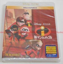 New The Incredibles Blu-ray DVD MovieNEX Japan English VWAS-6116 4959241758583