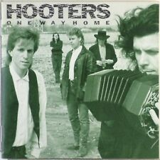 CD - Hooters - One Way Home - A5607 - booklett