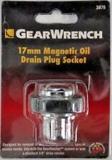 Gear Wrench 3876 17mm Magnetic Oil Drain Plug Socket