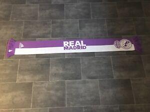 REAL MADRID FOOTBALL SCARF