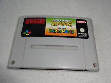 Super Mario Allstars + Mario World snes super nintendo juego sólo el módulo