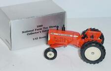 1/43 Allis Chalmers D-19 Toy Farmer Tractor 1989 W/Box!