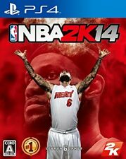 Used PS4 NBA2K14