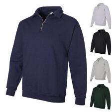 Sweatshirt, Crew Regular JERZEES XL Sweats & Hoodies for Men