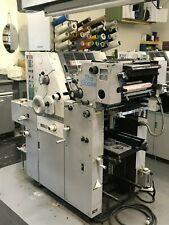 Hamada Vs34ls S Offset Printing Press Made In Japan