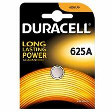 10 x Duracell Alkaline EPX625 V625U LR9 625 1,5V Knopfzelle Batterie