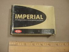 Vintage EMPTY CIL Imperial SHELL BOX 30-06 SPRINGFIELD 180GR Montreal Canada