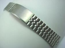 Seiko Mens Vintage Stainless Watch Band Deployment Center Link Attachment 6.7mm