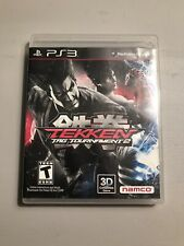Sony Playstation 3 PS3 Tekken Tag Tournament 2 Complete Tested Works
