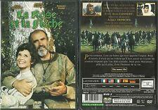 DVD - LA ROSE ET LA FLECHE avec SEAN CONNERY / NEUF EMBALLE - NEW & SEALED