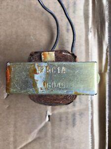 1960 FENDER TWEED TWIN, BANDMASTER, BASSMAN 125C1A SMOOTHING REACTOR 4 Hy 606049