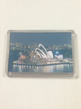 Sydney Opera House Australia Fridge Magnet