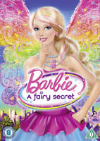 Barbie: A Fairy Secret DVD (2011) Todd Resnick cert U ***NEW*** Amazing Value
