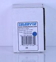 Telebyte Model 29 - RS-232 DB9 Lightning Suppressor