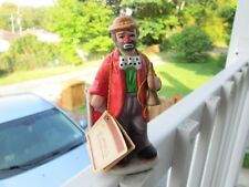 "Emmett Kelly Jr. Signature Collection [5.75"" W/ Tag] by Flambro Horn+Case"