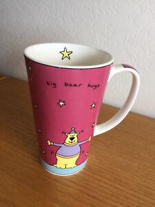 """Big Bear Hug Coffee Mug  by Small Creations    5 3/8"""""""