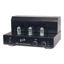 DynaVox tpr-1 2 canales amplificador negro