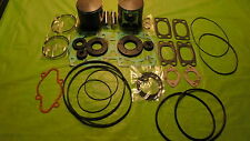 582 Rotax Aircraft Engine Piston Top End Rebuild Kit Std Bore & Gaskets