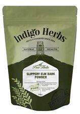 Slippery Elm Bark Powder - 250g - (Quality Assured) Indigo Herbs