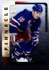 1996-97 Be A Player Auto Silver #84 Bill Berg