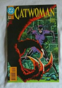 CATWOMAN Issue No's  # 21 - 27 Inclusive  -  7 Comics in total