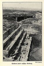 1915 Fall der Festungen Roshan und Pultusk * Eroberte starke russ.Stellung * WW1