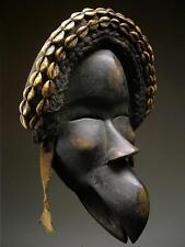 A Beautiful Dan Female Mask From Cote d Ivoire ~ Stunning!