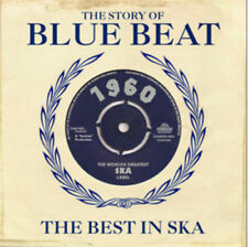 Various Artists : The Story of Blue Beat: The Best in Ska CD (2011) ***NEW***