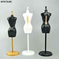 """Display Holder Support For 11.5"""" Doll Clothes Outfit Dress Gown Mannequin Model"""