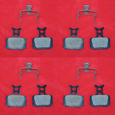 4 pairs MTS Organic Brake Pads for Formula R1 RO RX C1 RR1 THE ONE T1 T1S MEGA