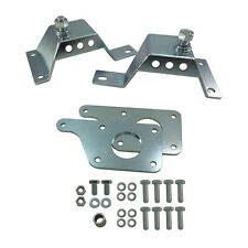 LS1 Mustang Swap Adapter Plates w/4.6 Solid Motor Mounts - 3013-102