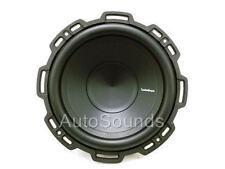 "2x NEW ROCKFORD FOSGATE P1S4-10 250 WATT RMS 10"" SINGLE 4 OHM SUBWOOFERS PAIR"