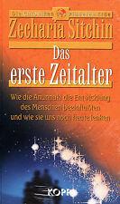 DAS ERSTE ZEITALTER - Zecharia Sitchin BUCH - KOPP VERLAG - NEU